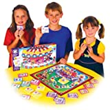 Merry-Go-Sound Word, Phrase, & Sentence Articulation Board Game - Super Duper Educational Learning Toy for Kids