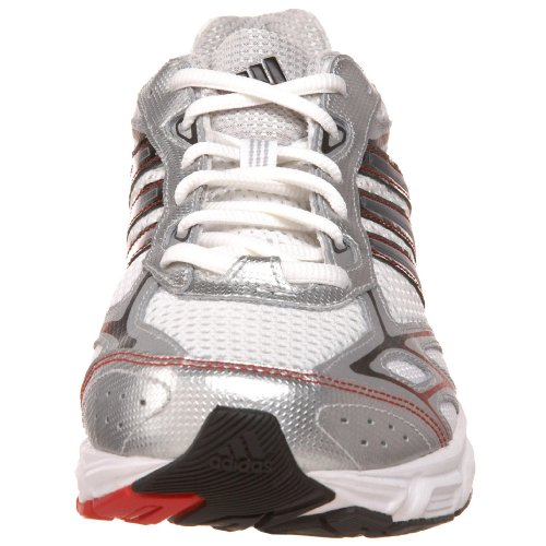 adidas Men's Uraha 2 Running Shoe White/Silver/Red free shipping lowest price gnbJM