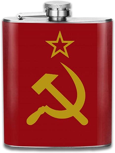 Urss Comunismo y hoz de martillo Estrella roja 2 Regalo para ...