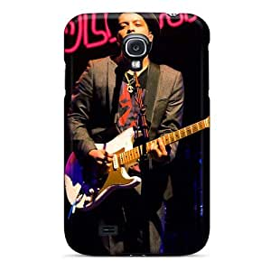 Top10cases Samsung Galaxy S4 High Quality Hard Phone Cover Customized Trendy Red Hot Chili Peppers Image [RaL1332gSgs]