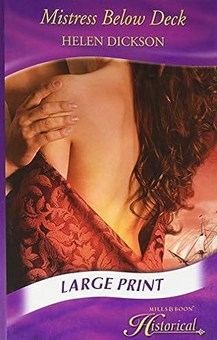 book cover of Mistress Below Deck
