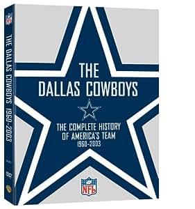 The NFL: Dallas Cowboys: 1960 - 2003 [Import]