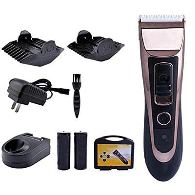 Profesional Recargable Barber Cabello Barriles Generación De Energía Apretando Herramientas De Afeitar Radio Fader