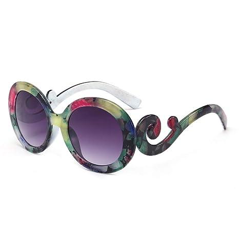 Yangjing-hl Gafas con Montura Gafas para niños Gafas para ...