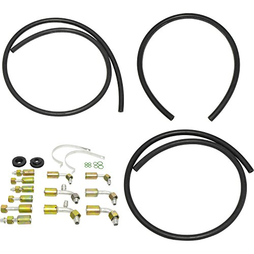 Universal Air Conditioner HK 0001KTU HVAC Heater Hose Kit