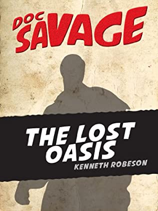 book cover of The Lost Oasis