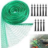 Szsrcywd Green Anti Bird Protection Net,Mesh Garden