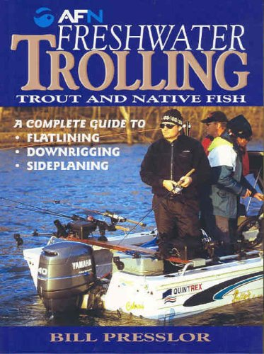Freshwater Trolling: Trout and Native - Native Trout