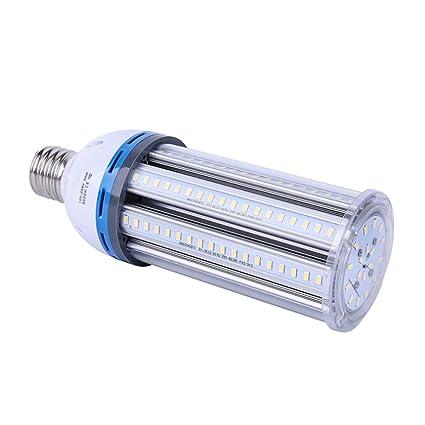 45W E40 LED lámpara de maíz 4000LM Bombilla LED de bajo Consumo 9000K Blanco Fresco para