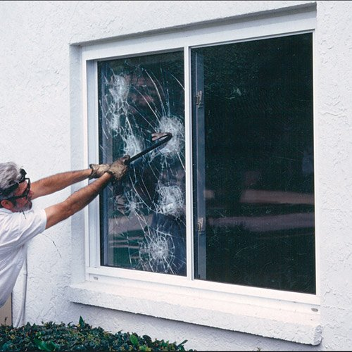 unbreakable window glass residential mil security window film 30