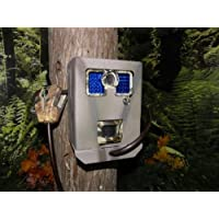 UWay VH400 VH400HD Trail Camera Camo Security Lock Box