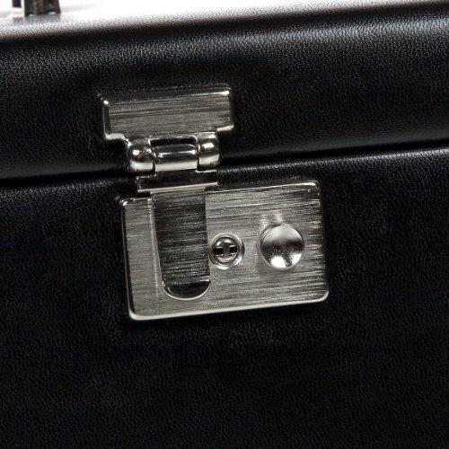 Windrose Merino Schmuck- / Uhrenkoffer 0 rot - 9