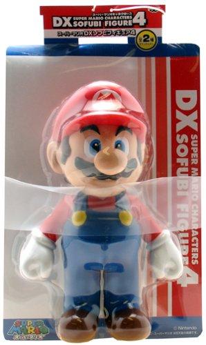 "Super Mario Brothers: DX Series 4 Mario 9"" Vinyl Figure"