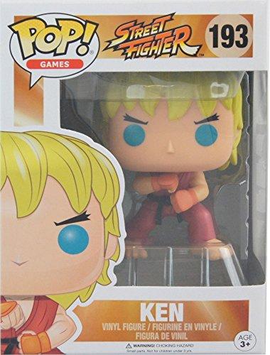 Street Fighter #193 Special Attack Ken