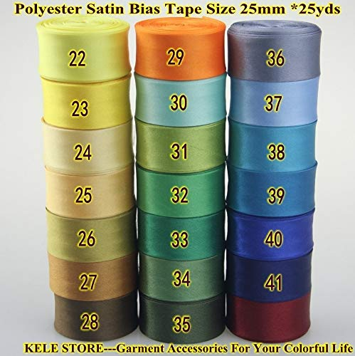 Top 10 Recommendation Bias Tape Satin Double Fold 2019