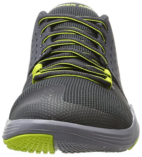 Sportive Ua Limitless Indoor Uomo Grigio stealth 0 Tr Armour Under Scarpe Gray 3 q05C0E