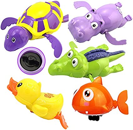 Wind up toy pvc inflatable assault boat kids baby swim pool bath toy/_JO