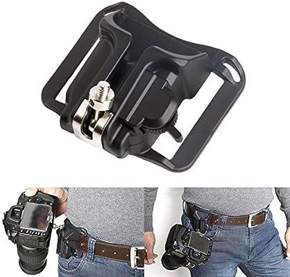 Soporte de plástico duro para cinturón KaIFANG, con hebilla para ...