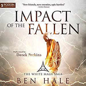 Impact of the Fallen Hörbuch