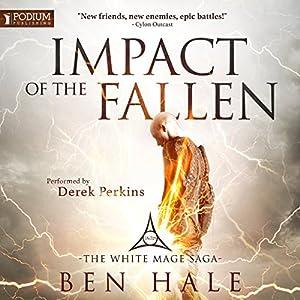 Impact of the Fallen Audiobook