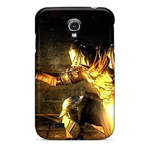 New Arrival Galaxy S4 Case Dark Souls Kindling Case Cover