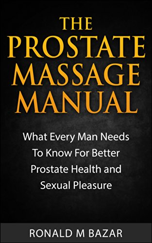Healing prostates massage for partners