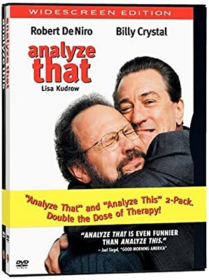 Analyze This [Reino Unido] [DVD]: Amazon.es: Robert De Niro, Billy Crystal, Lisa Kudrow, Chazz Palminteri, Kresimir Novakovic, Bart Tangredi, Michael Straka, Joseph Rigano, Joe Viterelli, Richard C. Castellano, Molly Shannon, Max Casella,