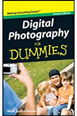 Digital Photography for Dummies - Pocket Edition Paperback