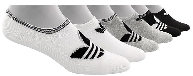 3f12657d7 womens adidas originals 6 pack no show socks