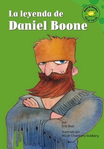La leyenda de Daniel Boone (Read-it! Readers en Español: Cuentos exagerados) (Spanish Edition)