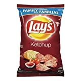 Lay's Dill Pickle and Ketchup, 2 Large Bags of