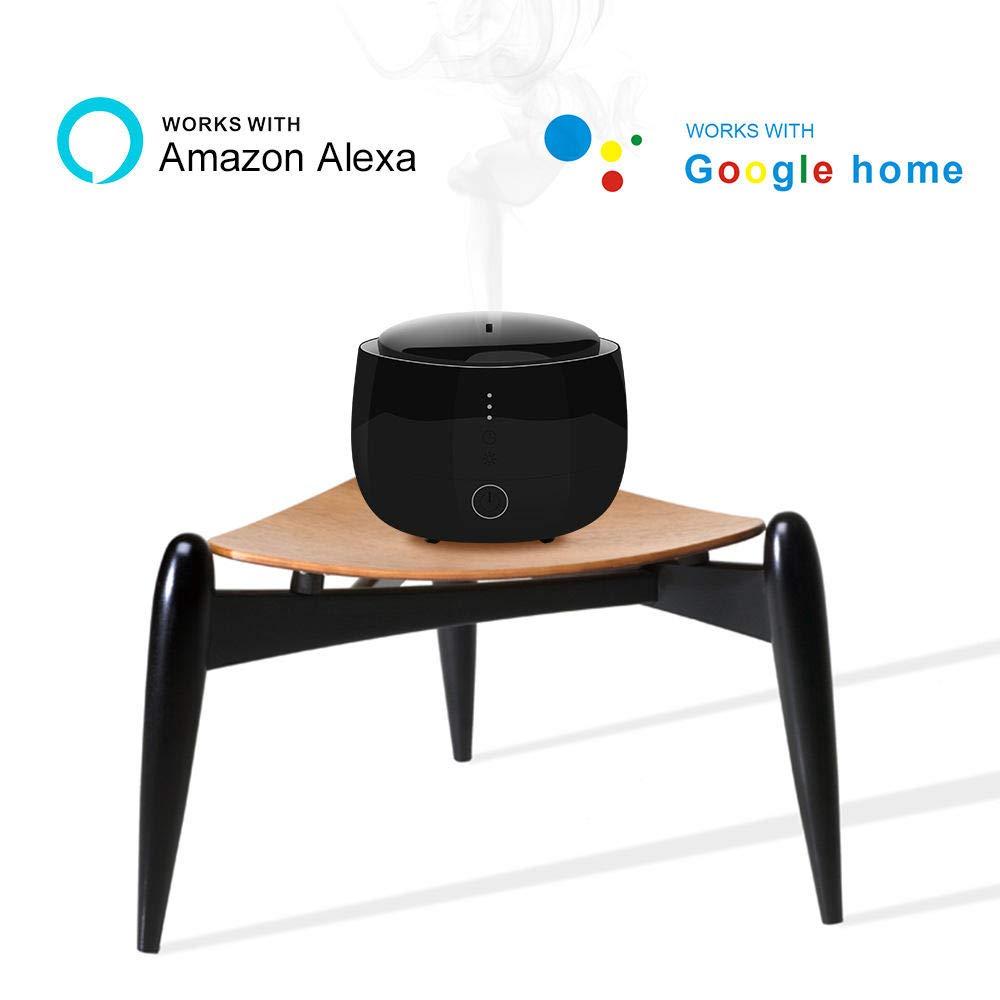 Caodong Difusor de Aroma Inteligente Amazon Alexa Google Home App ...