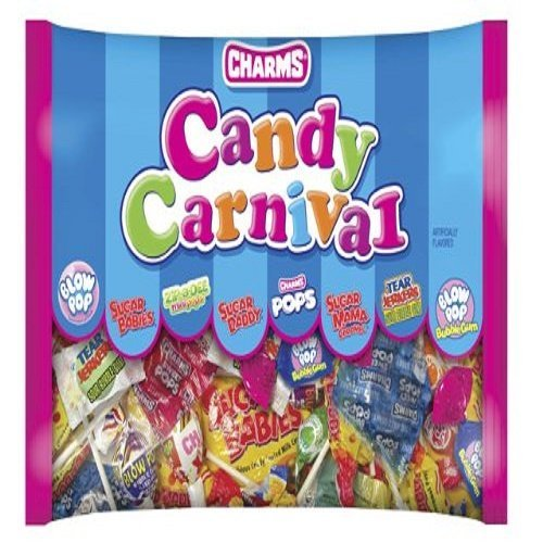 Charms Candy Carnival, 25 oz Bags