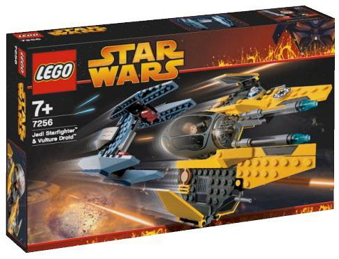 LEGO Star Wars: Jedi Starfighter and Vulture Droid (Lego Jedi Starfighter And Vulture Droid)