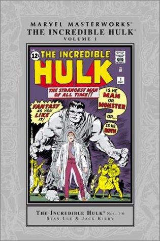 Download Marvel Masterworks: The Incredible Hulk, Vol. 1 (Second Edition) pdf