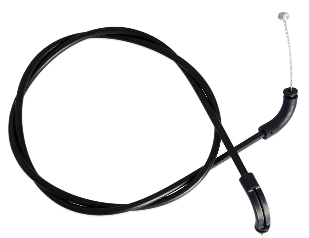 AUTOPA 51237197474 Engine Rear Hood Release Cable for BMW E65 E66