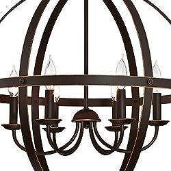 Westinghouse Lighting 6328200 Stella Mira Six-Ligh