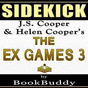 Book Review: The Ex Games 3 Audiobook