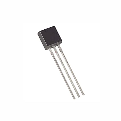 Transistor bipolaire NPN BC546C Boitier TO92 20 Pi/èces