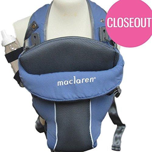Maclaren Techno Baby Carrier - Moss Green - Maclaren Techno Comfort Pack