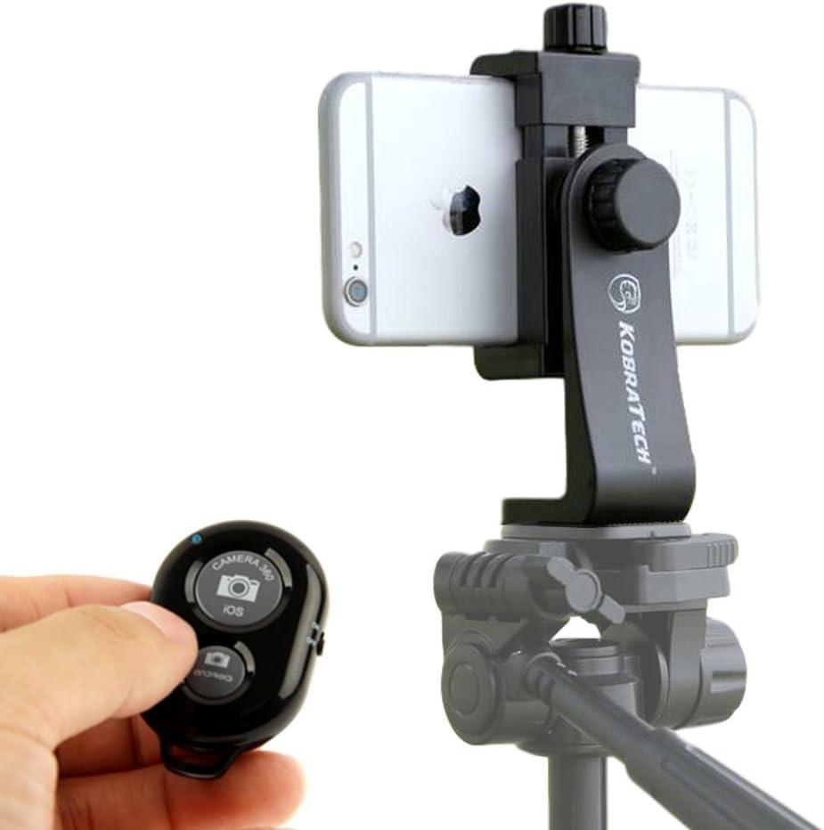 KobraTech - Soporte Universal para trípode de teléfono móvil ...