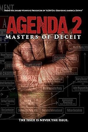AGENDA 2: MASTERS OF DECEIT: Amazon.es: Cine y Series TV
