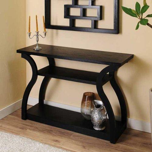 Cheap 247SHOPATHOME YNJ-241-1, Sofa Table, Black