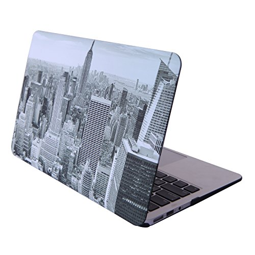 HDE MacBook Skyline Designer Pattern