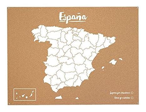 Mapa De España Bonito.Amazon Com Miss Wood Woody Map L Map Of The World With