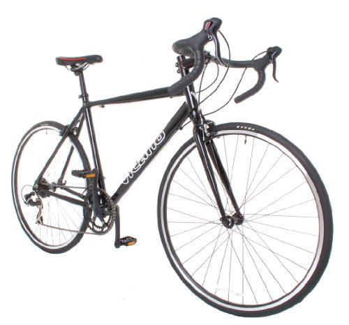 Vilano Shadow Road Bike, Large, Black