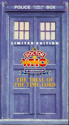 Doctor Who - The Trial of the Time Lord (Limited Edition Boxed Set) [VHS]