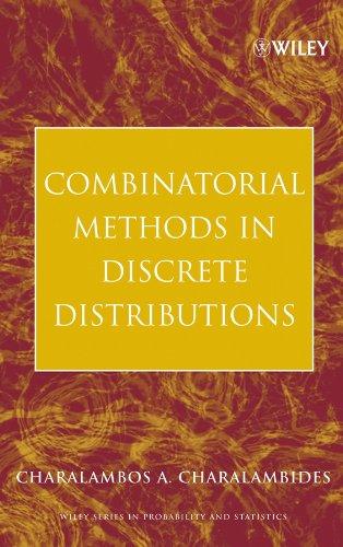Combinatorial Methods in Discrete Distributions