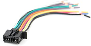Xtenzi Car Radio Wire Harness Compatible with Pioneer CD DVD Navigation in-Dash - XT91010