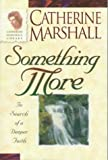Something More, Catherine Marshall, 0800792424